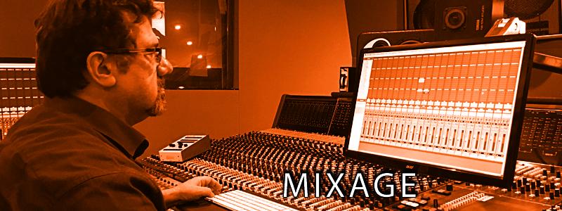 Bandeau Mixage