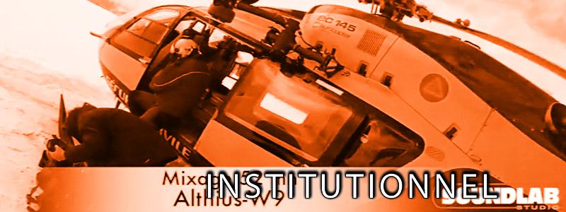 Bandeau institutionnel